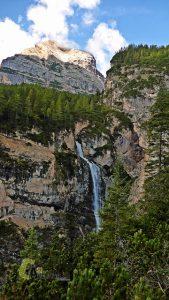 Cascada de Fanes