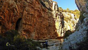 Barranco de la Pobla de Benifassà