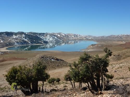 lago Aguelmane Sidi Ali