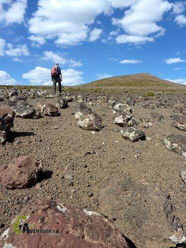 Subiendo montañas del Medio Atlas