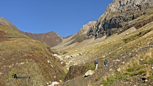 valle del río Llauset