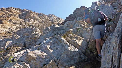 Ascensión a la Tuca de las Culebras