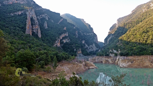 Congost de Mont-Rebei