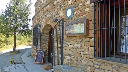 Oficina de informacion del congost de Mont-rebei