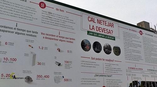 Panel de ecologismo