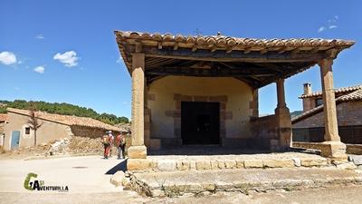 Ermita en el Castellar