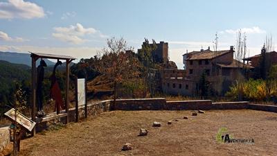 Mirador en El Castellar
