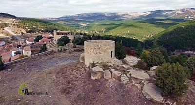 vista aérea de la torre