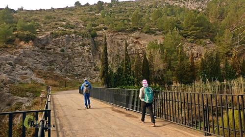 Puente en Jérica