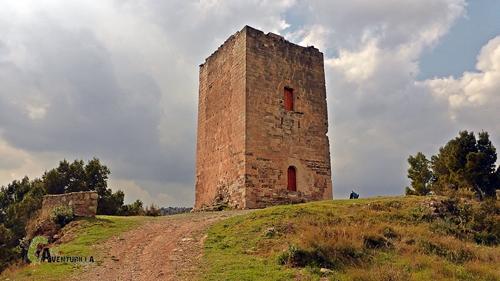 Torre del castillo de Jérica