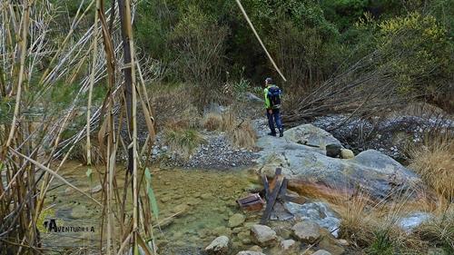 Paso del río Lucena