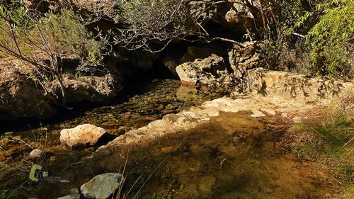 Nacimiento del río