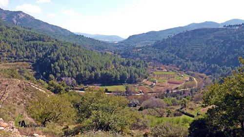 Vistas desde Lucena del Cid