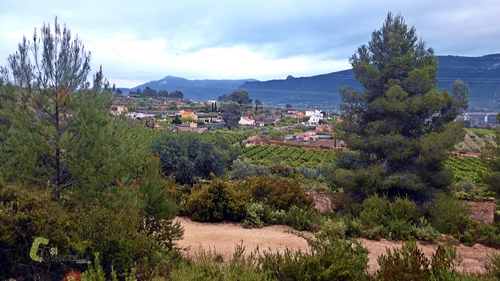 Urbanización en la montaña