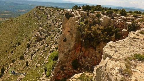 Vistas desde el Peñarroya