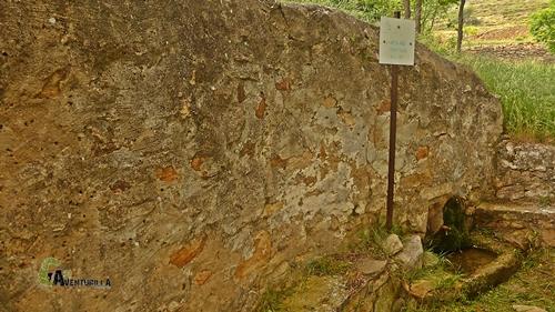 Fuente en Rubielos de Mora