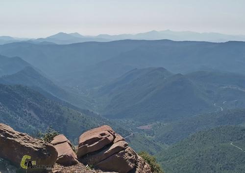 Paisaje desde el Pico Pina