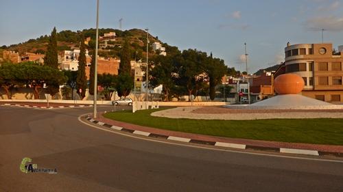 Rotonda en La Vilavella