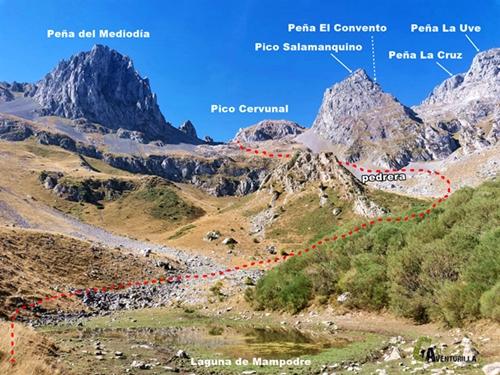 Picos Mampodre