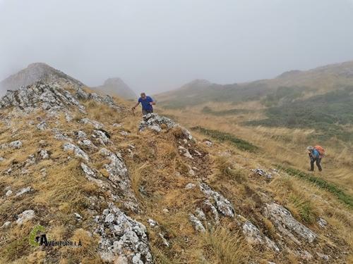 Subiendo al pico Loto