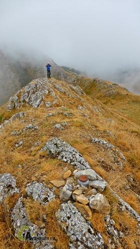 En el pico Hato