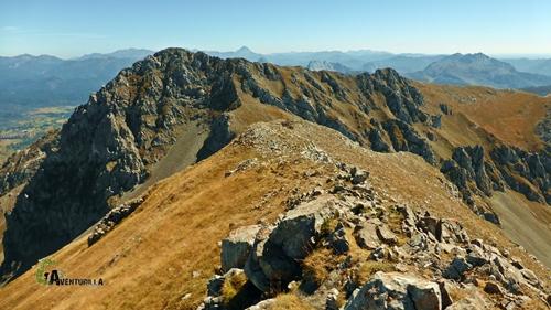 Desde el Pico Cervunal