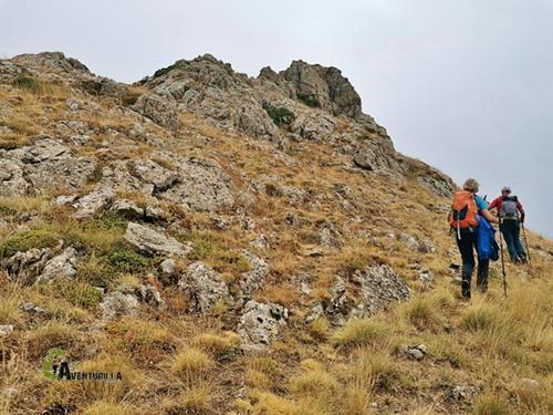 subida al pico Loto